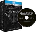 BLU-RAY BOX SET Blu-Ray GAME OF THRONES SEASON 4